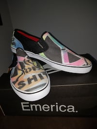 EMERICA shoes by mouse limited edition Surrey, V3R 3E1