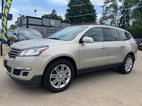 Chevrolet Traverse 2013 Detroit