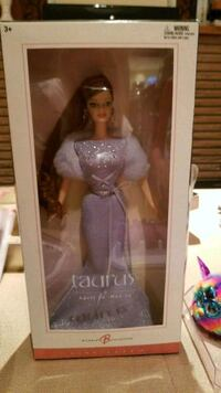 Barbie Collection- Taurus April 20-May 20 Burnaby, V5B 2N3