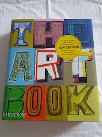The Art Book - New Editon - Hardcover