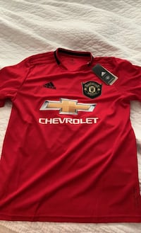 Machester United jersey never worn brand new!  Markham, L6E 2B2