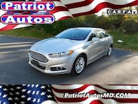 Ford Fusion 2016 Baltimore