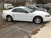 2004 FORD MUSTANG 40TH ANNIVERSERY EDITION Mastic