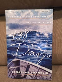 438 days and extraordinary true story of survival at sea  Coopersburg, 18036