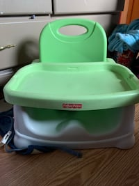 Green Baby seat
