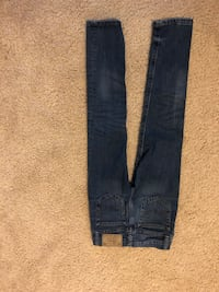 Y6 Boys Polo Blue denim straight-cut jeans 9 km