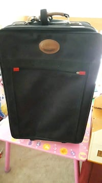 black and red compact refrigerator Laval, H7N 6G7