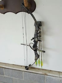 Left hand browning compound bow Winchester, 22603