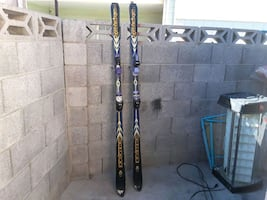 Rossignol Energy Dualtec Snow Skis