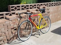 red and yellow cannondale  Yucaipa, 92399
