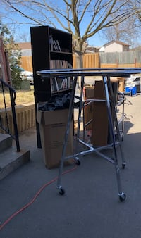 Clothing racks different shapes.1 picture rack $80),2nd picture ($70), 3rd picture 30 dollars. Price firm Brampton, L6R 0P7