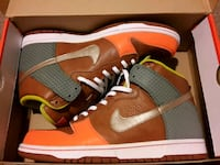 New NIKE DUNK PREMIUM Men's Shoes Size 11.5 Palmdale