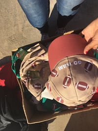 Football hats!! Moreno Valley, 92553