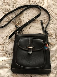 Dooney and Bourke Black Crossbody Bag