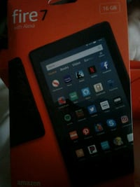 2 Tablet fire 7. 16 gb  @  $ 25.00.  each Sewell, 08080