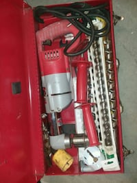 red and gray power tool Ashburn, 20147