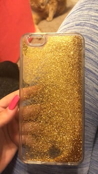 gold-colored iPhone case Akron, 44319