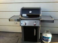 black and gray Weber gas grill Tolleson, 85353