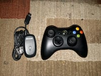 Xbox controller with wireless receiver (for PC or Xbox360) Woodbridge, 22191
