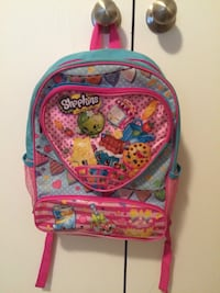 Shopkins Backpack.