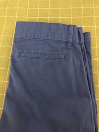 Children's Place Boys Slate Blue Pants..Size 8..Pre-Owned in EUC..The true color is the first picture.. Elastic buttons inside to adjust waist See all photos for the Style.. Virginia Beach, 23454