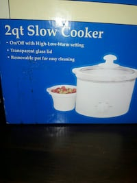 Slow cooker Baltimore, 21206