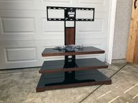 Brand New Modern TV Stand With Swivel Mount Vancouver, V6K 1S5