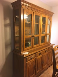 Willing to negotiate! China Cabinet in great condition ! Edmond, 73013