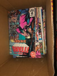 marvel comic book collection Henryville, 18321