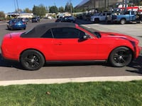 2012 FORD MUSTANG Vancouver