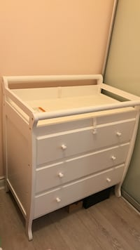 Drawer Changing Table