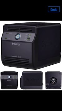 Synology Cube Station CS407 Drammen, 3045