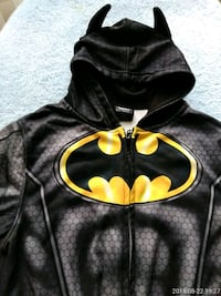 Batman Hoodie with Bat Ears size 8 Silver Spring, 20910