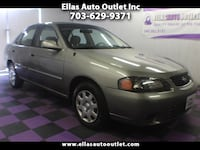 2001 Nissan Sentra 4dr Sdn GXE Auto Woodford