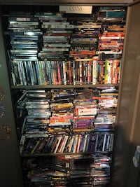 DVD Collection - Over 2,000 Movies and Shows Los Angeles