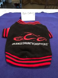 Pets Orange County Choppers Jacket Calgary, T2M 2P2