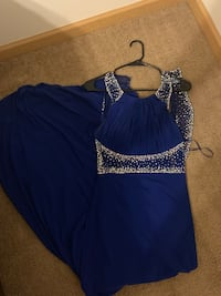 Blue prom dress  Lincoln, 68522