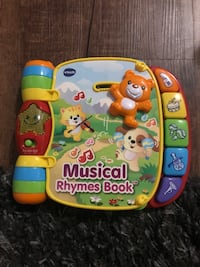 Fisher-Price learning musical toy Hamilton, L8R 3H4