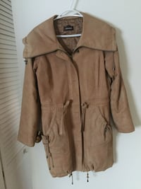 brown button up drawstring jacket Mississauga, L4Y 3X6