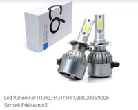 Led Xenon Far Rızaiye Mahallesi, 23200