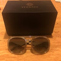 Versace  METAL MESH VE 2175 Pale Gold/grey (1252/11 C) Baltimore, 21206