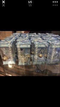 Baby boy shower favor boxes  Riverside, 92503