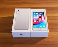 iPhone 7 128gb Silver Whitby