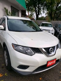 Nissan - Rogue - 2015 - back up Toronto, M6A 2T9