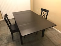 Dining table and chairs Crofton, 21114
