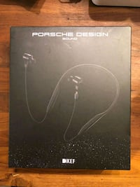 Kef Motion One  Porsche Design-Sealed-