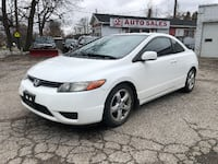 2007 Honda Civic EX/Automatic/Sunroof/AS IS Special Scarborough, ON M1J 3H5, Canada