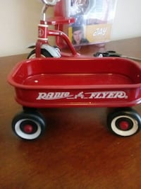 red Radio Flyer pull wagon Wilmington, 28403