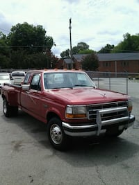 1997 Ford - F-350 DUALLY *Automatic, GAS no Diesel Graham