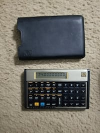 Hewlett Packard  Calculator (hp12c) Islip